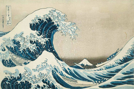 Hokusai's Iconic Prints