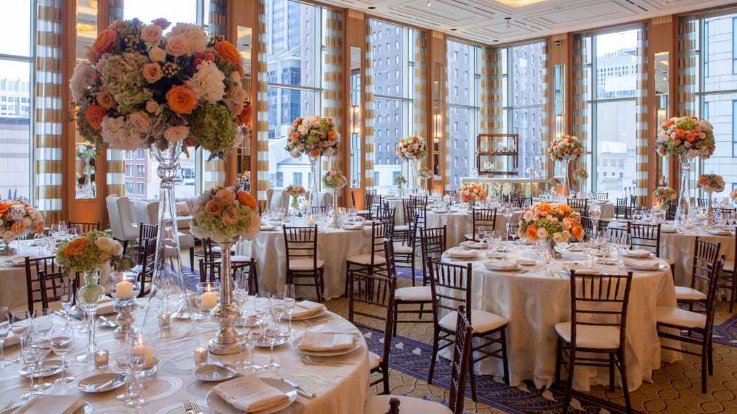 Chicago Hotel Wedding Venue Packages The Peninsula Chicago