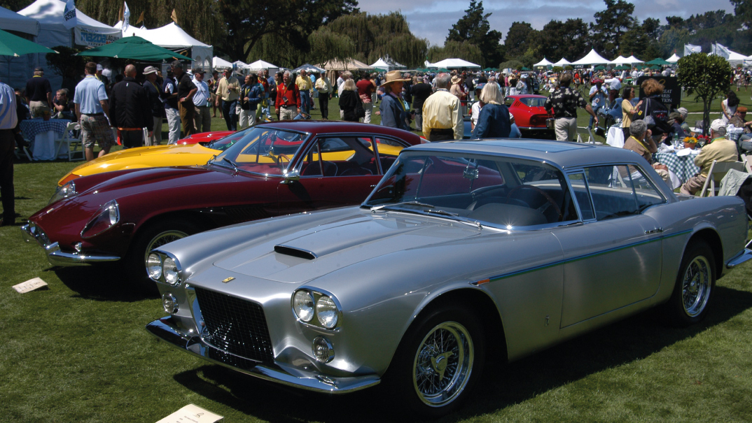 The Quail, A Motorsports Gathering | The Peninsula Signature Events