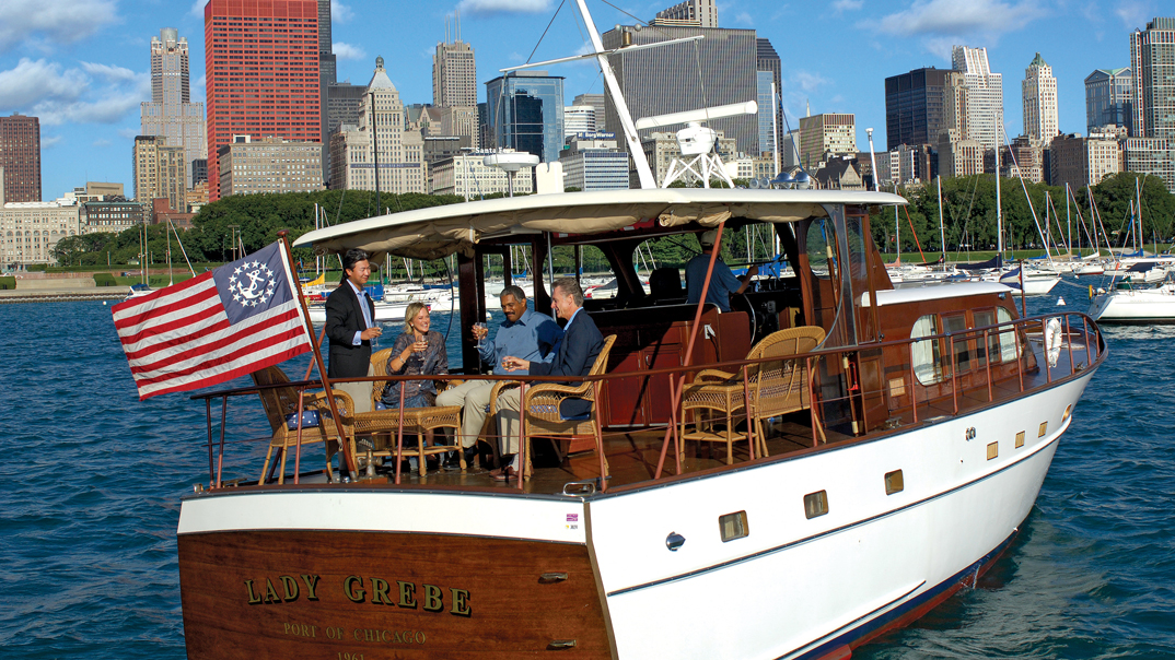 Peninsula Chicago Peninsula Academy Private Boat Cruise