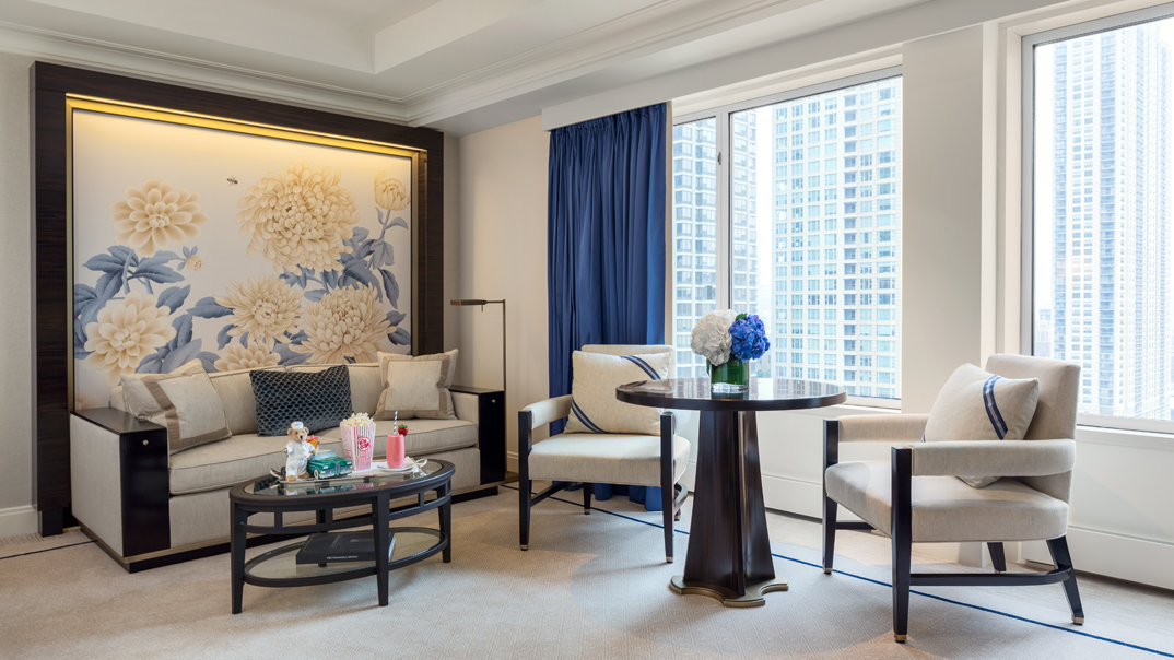 Peninsula Chicago Room Offer Luxury In Advance Grand Premier Room