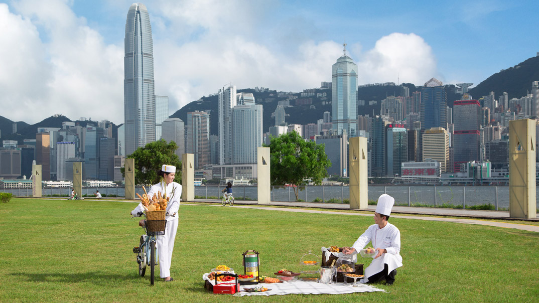 Peninsula Hong Kong A Gastronomic Discovery of Hong Kong's Green Spaces