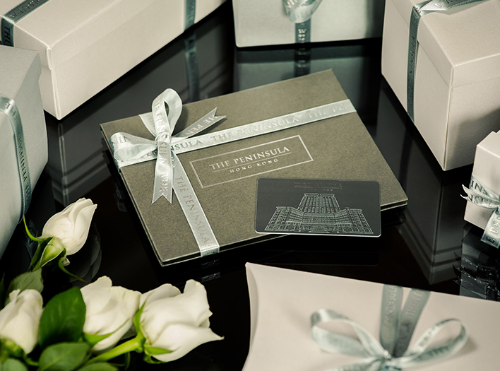 The Peninsula Hong Kong gift card
