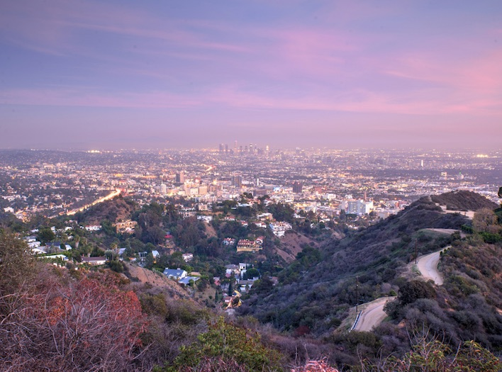 Runyon Canyon Peninsula Beverly Hills