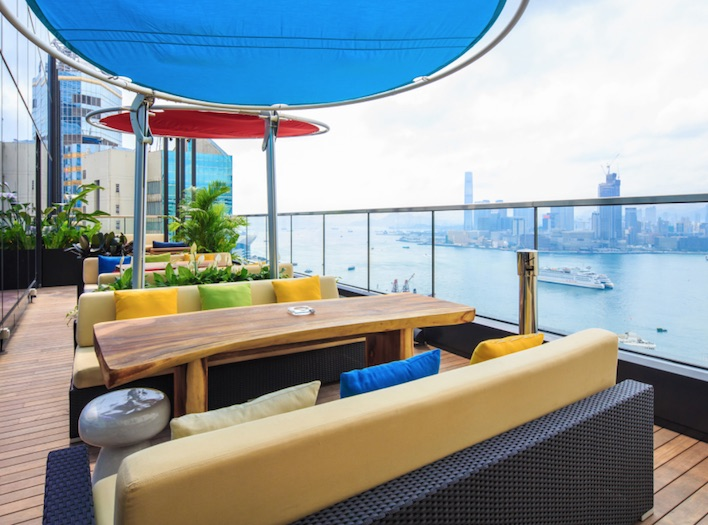 Peninsula Hong Kong Top Picks Alfresco Drink n Dine