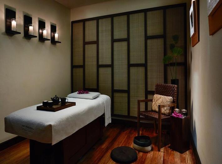The Peninsula Manila Pencities Peninsula Spa