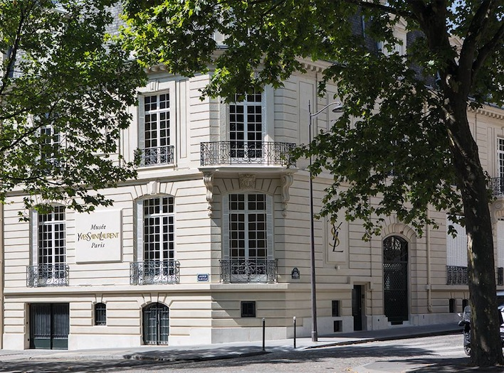 Peninsula Paris Yves Saint Laurent Museum
