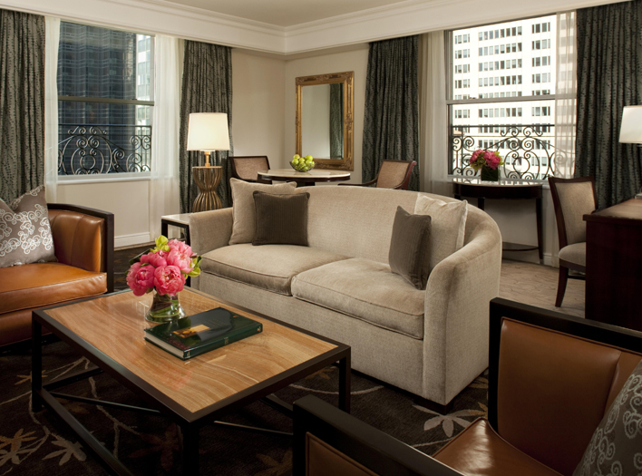 Peninsula New York Suite Escape NYC