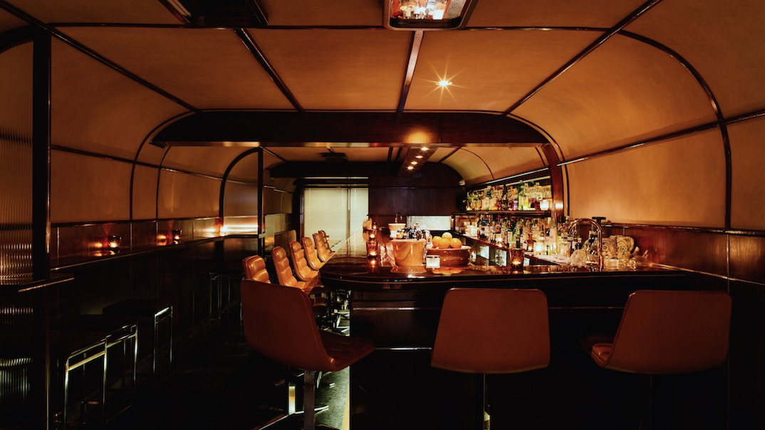 Peninsula Bangkok Asia's 50 Best Bars