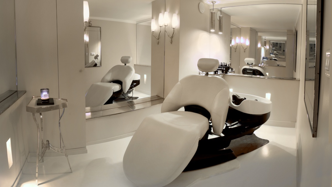 Peninsula Paris David Mallett hair salon