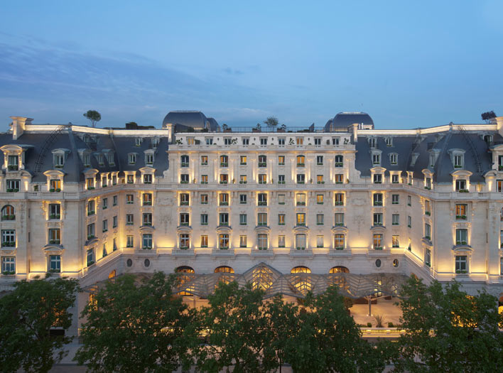 The Peninsula Paris